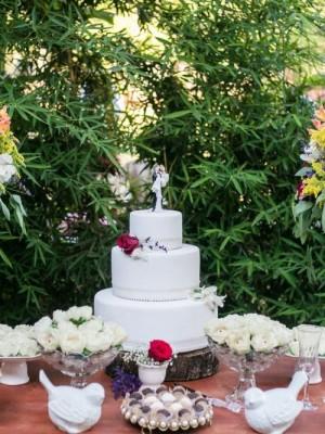Casamento Rustico Romântico - Simples - Flores naturais - Foto 1