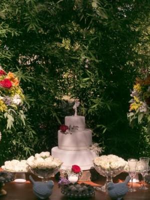 Casamento Rustico Romântico - Simples - Flores naturais - Foto 3
