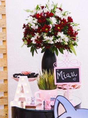 Mini Table - Gatinhos - Luxo - Foto 2