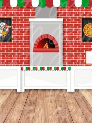 Detalhes do produto Painel Pizzaria
