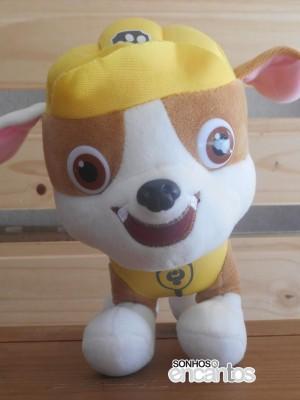 Detalhes do produto Patrulha Canina - Rubble