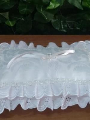 Detalhes do produto Almofada para Alianças - Casamento