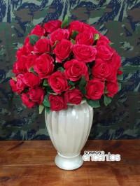 Arranjo Rosas Vermelhas GG - Foto 1