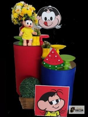 Detalhes do produto Magali - Kit de Festa Cilindros