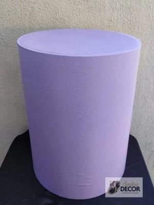 Detalhes do produto Capa para Cilindro M - Lilas